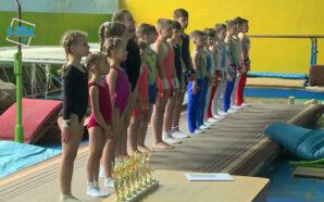 Відбувся турнір зі спортивної гімнастики «Коломийська весна». ВІДЕО