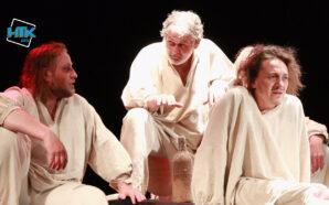 Коломийський театр запросив старшокласників на виставу «Камінний хрест»