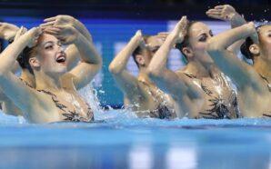 Україна показала свій найкращий результат на ЧЄ у синхронному плаванні