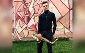 Саксофоніст із Прикарпатті зіграє у фіналі Sunny Clarinets Festival 2021