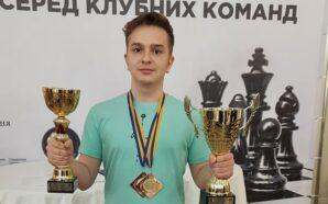 Калуський шахіст здобув дві бронзи в клубному чемпіонаті України
