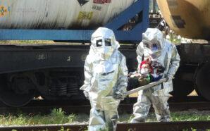Рятувальники Прикарпаття провели тактико-спеціальні навчання. ФОТО