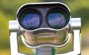 На Вовчинецькому пагорбі встановили бінокль для відвідувачів