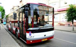 У Франківську близько 30% комунального транспорту мають кондиціонери