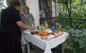 У Франківську 124 особи з інвалідністю отримали продуктові набори