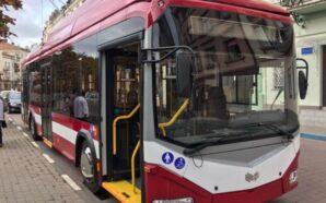 В Івано-Франківську рух тролейбусів маршруту №2 та №10 зупинено