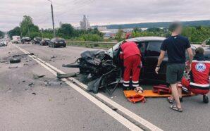 Поліцейські Франківщини розслідують смертельну ДТП за участю чотирьох автівок